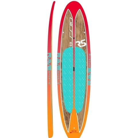 Shoreline Paddle Board (Sunburst Orange)