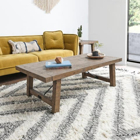 Carbon Loft Pallero Reclaimed Pine Coffee Table