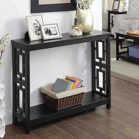 Porch & Den Woodmere Console Table
