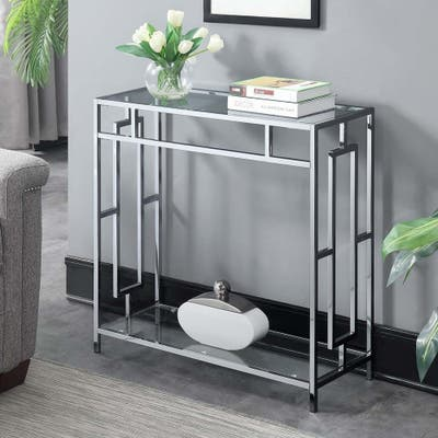 Buy Chrome, Console Tables Online at Overstock | Our Best Living