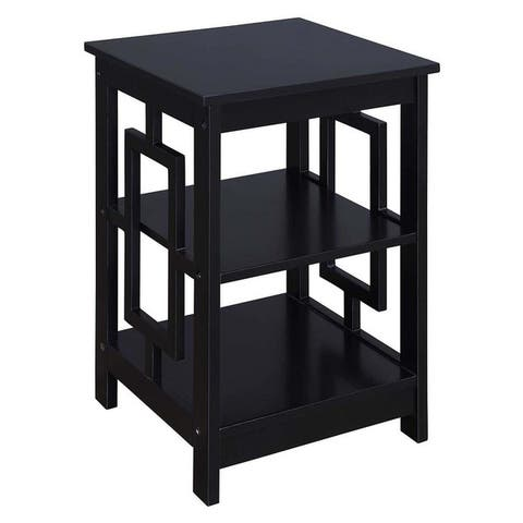 Porch & Den Woodmere End Table