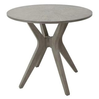 "Hawthorne Estate 34"" Round Accent Table"
