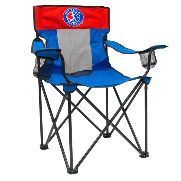 Creative Outdoor Little League Folding Chair, Red/Blue. Opens flyout.