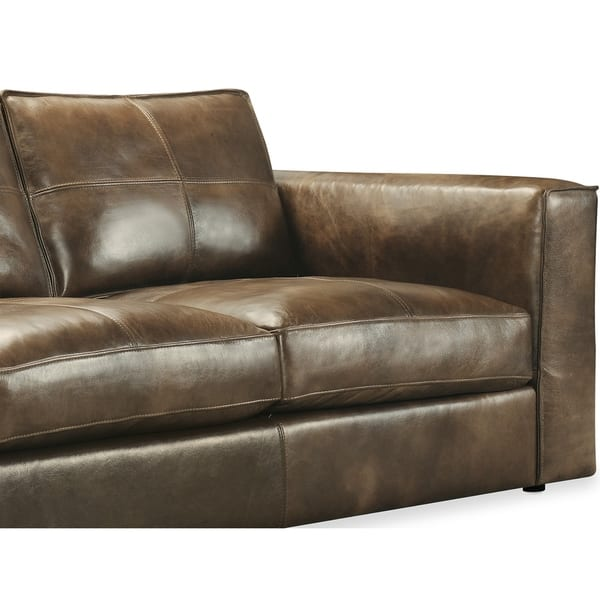 Marvelous Shop Orren Distressed Brown Leather Sofa Two Chairs And Cjindustries Chair Design For Home Cjindustriesco