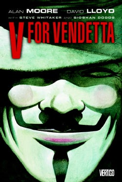V for Vendetta (Paperback)