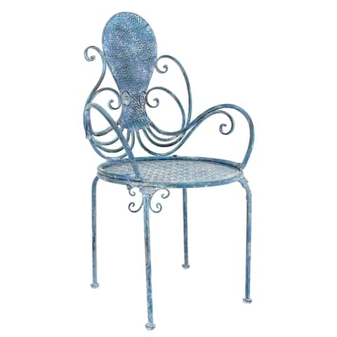 Elfin Cove Octopus Arm Chair by Havenside Home