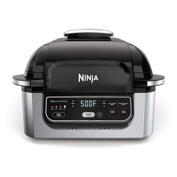 Ninja Foodi 5-in-1 Indoor Grill. Opens flyout.