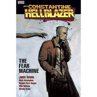 Hellblazer: The Fear Machine (Paperback)