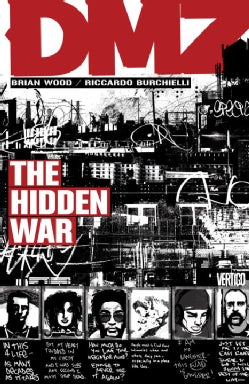 DMZ 5: The Hidden War (Paperback)
