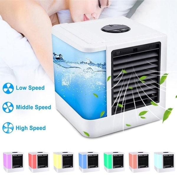 Shop USB Portable Air Conditioner Evaporative Air Cooler