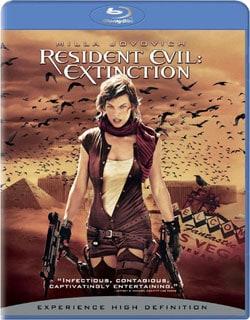 Resident Evil: Extinction (Blu-ray Disc)