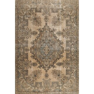 """Traditional 2909 area rug - 5'0"""" by 7'0"""" - 5' x 8'/Surplus"""