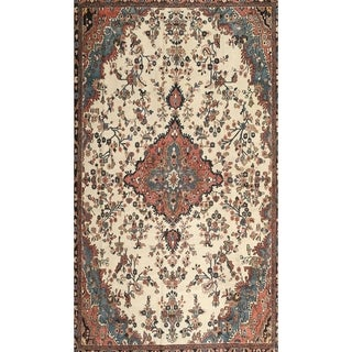 """Traditional 4056 area rug - 5'0"""" by 7'0"""" - 5' x 8'/Surplus"""