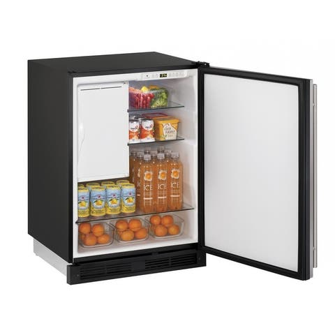 U-line CO1224F 24 Refrigerator Ice Maker Combo Model