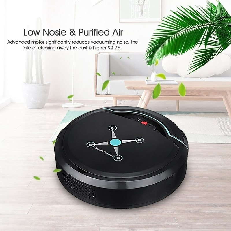 Cleaning Robot Smart Sweeping