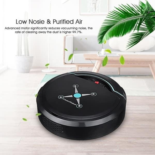 Robotic Vacuum Cleaner Dust Sweeper