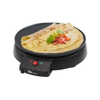 Elite Cuisine ECP-126 Crepe Maker and Griddle
