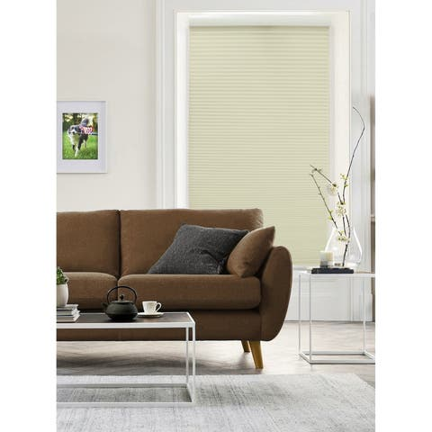 Radiance 72-inch Off-White Cordless Cellular Shade (Multiple Sizes)