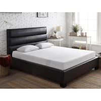 Aluna Sleep 8-inch Comfort Full-size Mattress