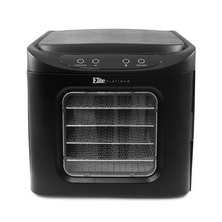 Elite Platinum EFD-313B 6-Tier Food Dehydrator