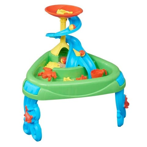 American Plastic Toys Fish Pond Sand and Water Play Table