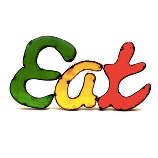 Small Eat Sign