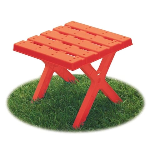 American Plastic Toys Kids Adirondack Table, Colors May Vary 6-Pack
