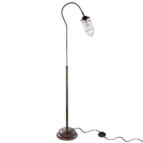 """Maypex 61"""" Metal Floor Lamp"""