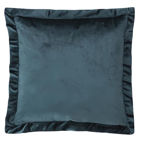 Waterford Everett 18x18 Decorative Pillow - Teal