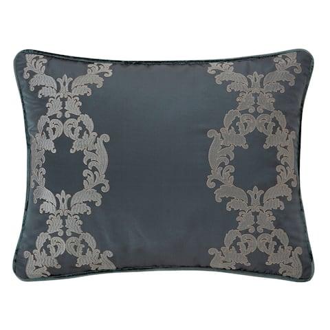 Waterford Everett 16x20 Decorative Pillow - Teal