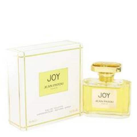 Joy for Women by Jean Patou Eau De Toilette Spray 2.5 Oz