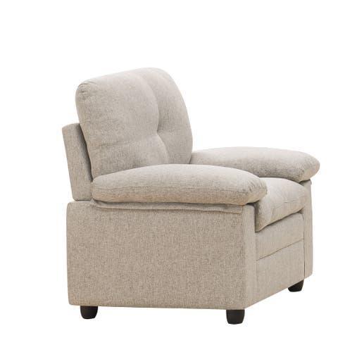 Copper Grove Porlamar Cushioned Armchair
