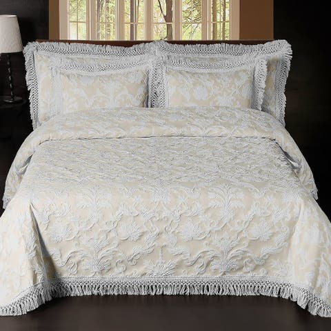 Gracewood Hollow Pattikim Jacquard Bedspread