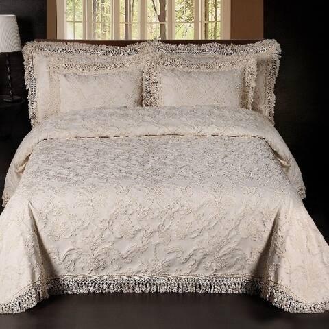 Gracewood Hollow Pattikim Jacquard Bedspread