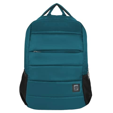Padded Anti Theft Back Pocket Laptop Backpack for 15.6 Inch Laptop