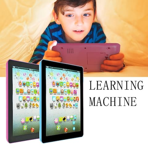Smart Play Pad Learning Tablet Machine Children Puzzle Early Education Point Reading Machine