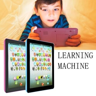 Link to Smart Play Pad Learning Tablet Machine Children Puzzle Early Education Point Reading Machine Similar Items in Action Figures
