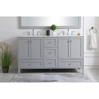 60 inch Double Bathroom Vanity