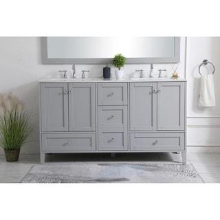 60 inch Double Bathroom Vanity