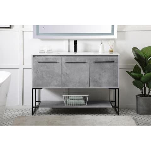 48 in. Single Bathroom Vanity