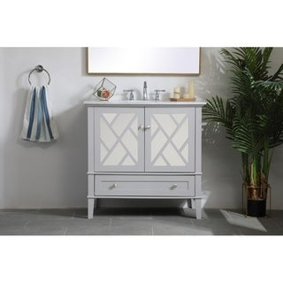 36 In.Single Bathroom Vanity