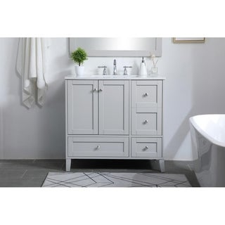 36 inch Single Bathroom Vanity