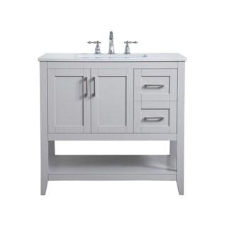 36 inch Single Bathroom Vanity