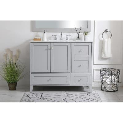 Buy 42 Inch Bathroom Vanities & Vanity Cabinets Online at ...