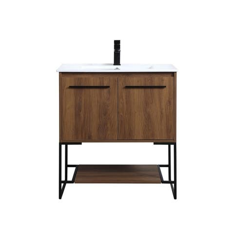 30 in. Single Bathroom Vanity