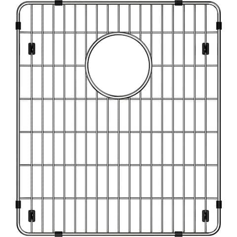 "Elkay Crosstown Stainless Steel 13-1/2"" x 15-1/2"" x 1-1/4"" Bottom Grid - 13-1/2 x 15-1/2 x 1-1/4"