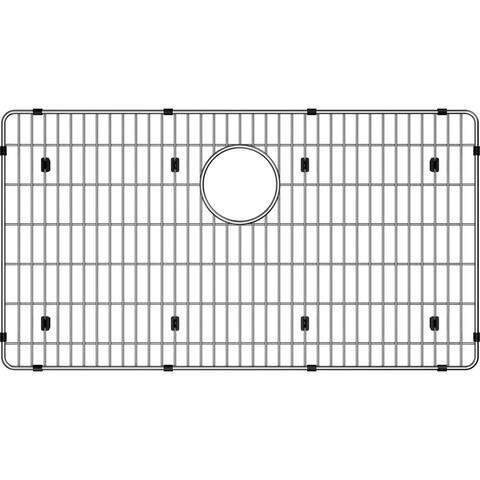 "Elkay Crosstown Stainless Steel 26-3/8"" x 14-3/8"" x 1-1/4"" Bottom Grid - 26-3/8 x 14-3/8 x 1-1/4"