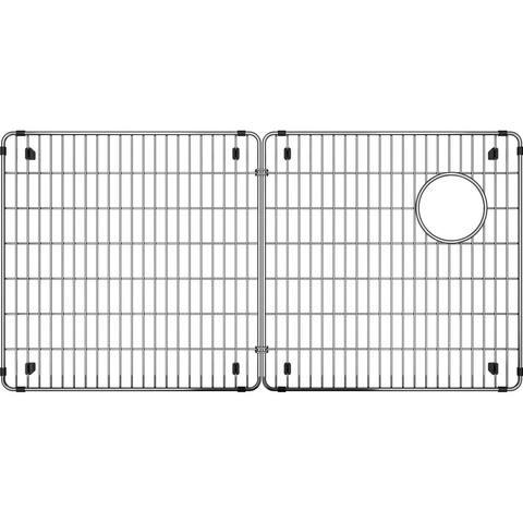 """Elkay Crosstown Stainless Steel 33-1/8"""" x 16-1/8"""" x 1-1/4"""" Bottom Grid"""