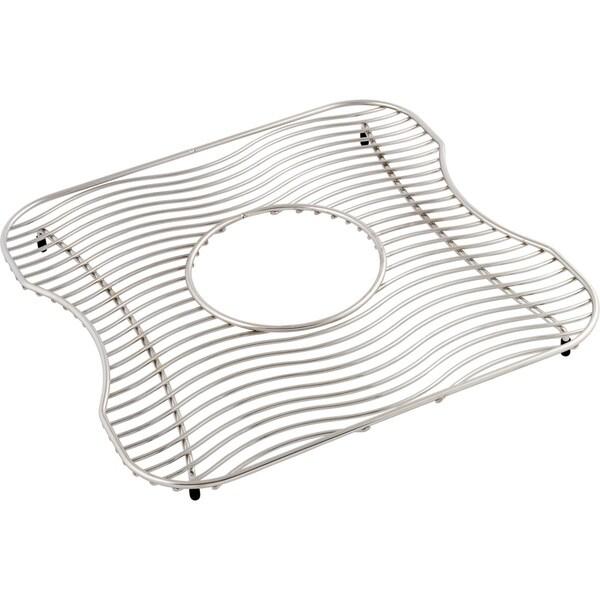 "Elkay Stainless Steel 10-1/2"" x 15"" x 1"" Bottom Grid - 10-1/2 x 15 x 1"