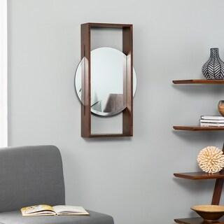 Holly & Martin Winsford Contemporary Mirrored Wall Decor
